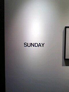 日曜日という特別な日_e0098202_8223013.jpg
