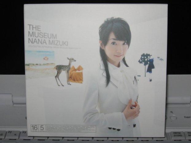 水樹奈々 「THE MUSEUM」_e0058207_16492947.jpg