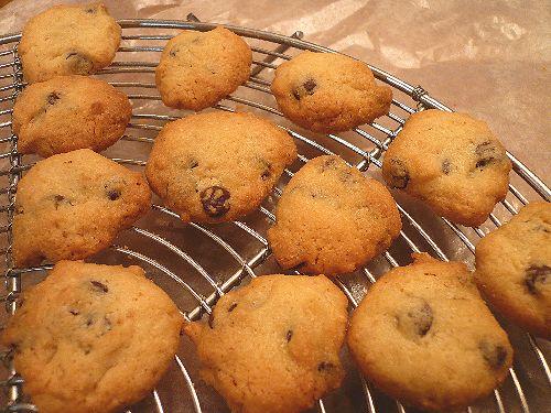 チョコチップクッキー♪..。.゚。*・。♡ _a0053662_1944431.jpg