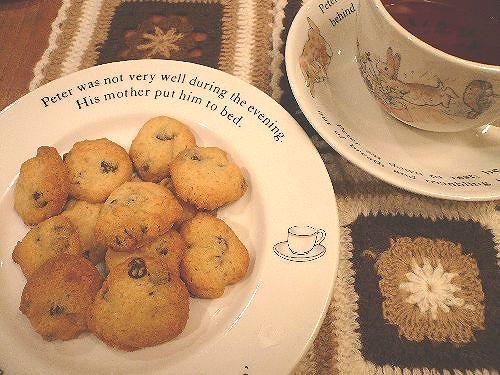チョコチップクッキー♪..。.゚。*・。♡ _a0053662_221259.jpg