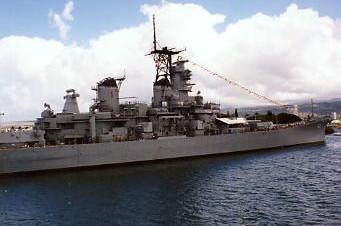 ハワイの風景 (3) 戦艦ミズーリ_c0011649_8222351.jpg