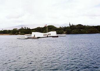 ハワイの風景 (3) 戦艦ミズーリ_c0011649_8232928.jpg