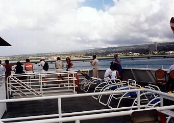 ハワイの風景 (3) 戦艦ミズーリ_c0011649_8235070.jpg