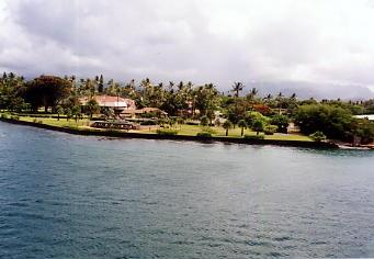 ハワイの風景 (3) 戦艦ミズーリ_c0011649_8241426.jpg