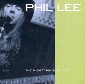 春来たりなば・・Phil Lee - Mighty King Of Love (\'99)_e0012796_1420679.jpg