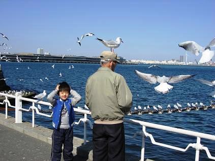 休日の横浜(横滨的假日)_f0056261_17592687.jpg