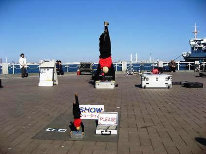 休日の横浜(横滨的假日)_f0056261_1825141.jpg