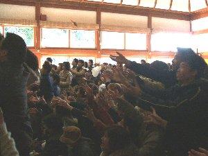 2月3日 福井の神社の節分祭_b0084962_16413592.jpg