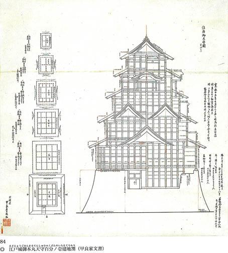 江戸城展:江戸博物館_e0054299_13324660.jpg