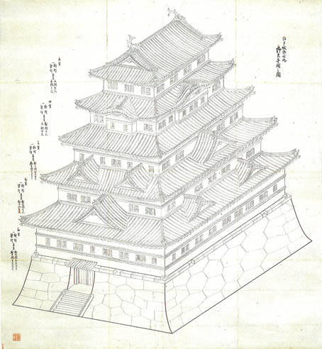 江戸城展:江戸博物館_e0054299_13325513.jpg