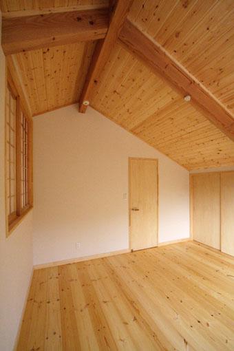 Q1前沢の家14:完成4、2階個室_e0054299_995016.jpg