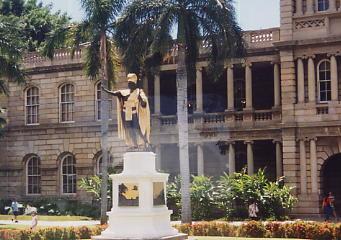 ハワイの風景 (4) ハワイ的、あまりにハワイ的な風景_c0011649_132209.jpg