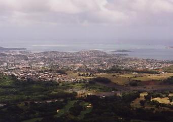 ハワイの風景 (4) ハワイ的、あまりにハワイ的な風景_c0011649_1341761.jpg