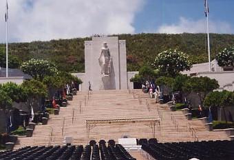 ハワイの風景 (4) ハワイ的、あまりにハワイ的な風景_c0011649_1362847.jpg