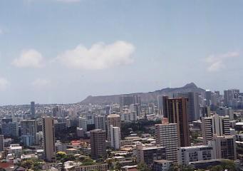 ハワイの風景 (4) ハワイ的、あまりにハワイ的な風景_c0011649_1381811.jpg