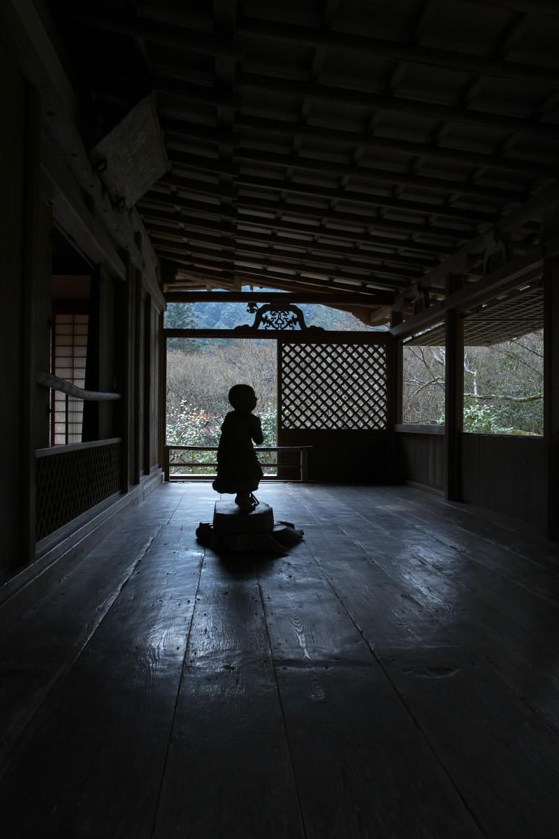 京都 高尾 <高山寺> 雪景色 2 かな_f0021869_9503530.jpg