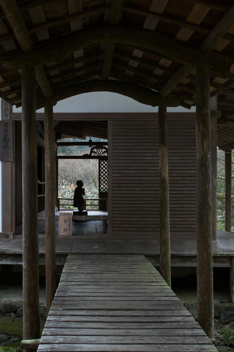京都 高尾 <高山寺> 雪景色 2 かな_f0021869_9504712.jpg