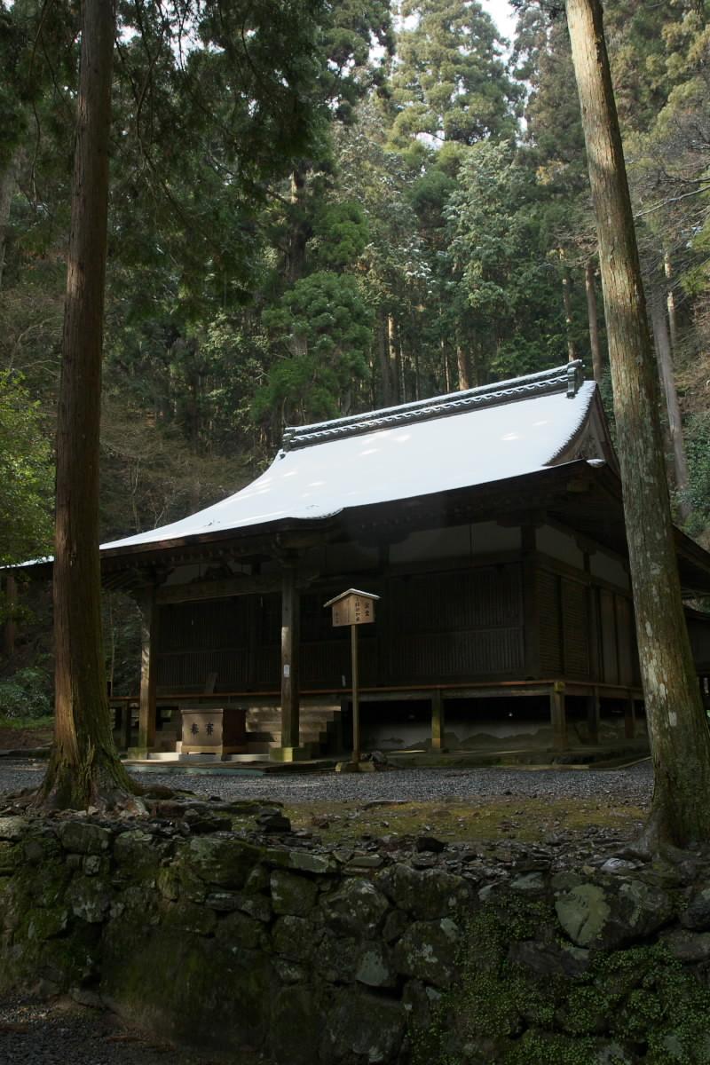 京都 高尾 <高山寺> 雪景色 2 かな_f0021869_9525447.jpg