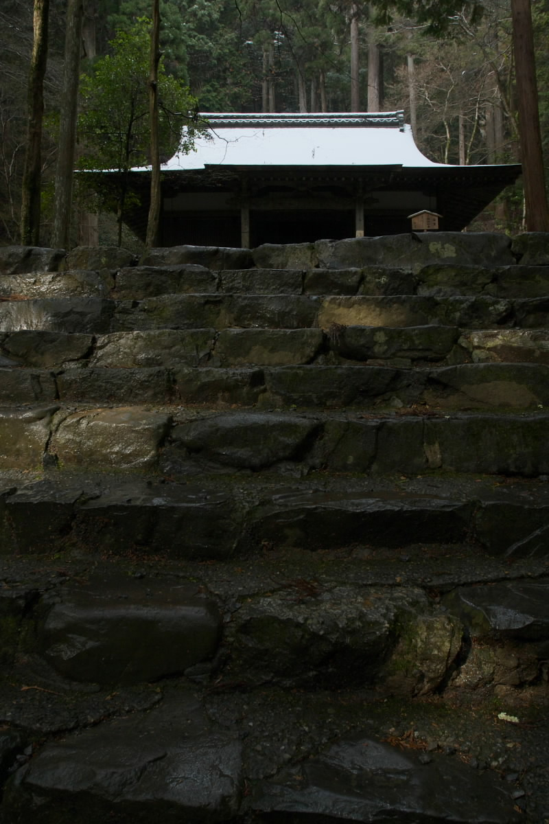 京都 高尾 <高山寺> 雪景色 2 かな_f0021869_9531839.jpg