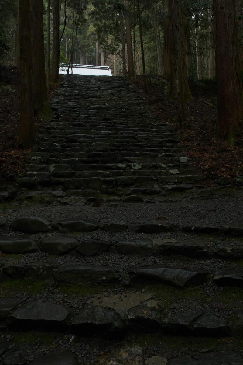 京都 高尾 <高山寺> 雪景色 2 かな_f0021869_9533313.jpg