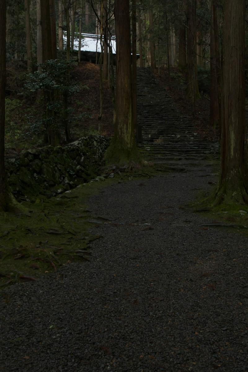 京都 高尾 <高山寺> 雪景色 2 かな_f0021869_9544965.jpg