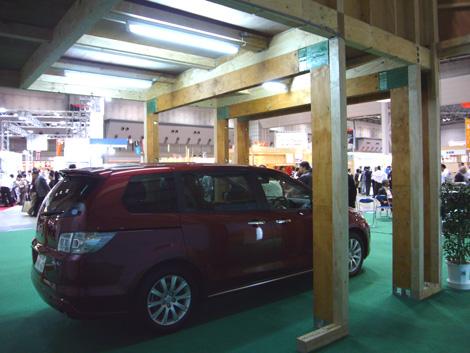 ジャパン建材展4:キーラム耐震開口フレーム4_e0054299_16372822.jpg