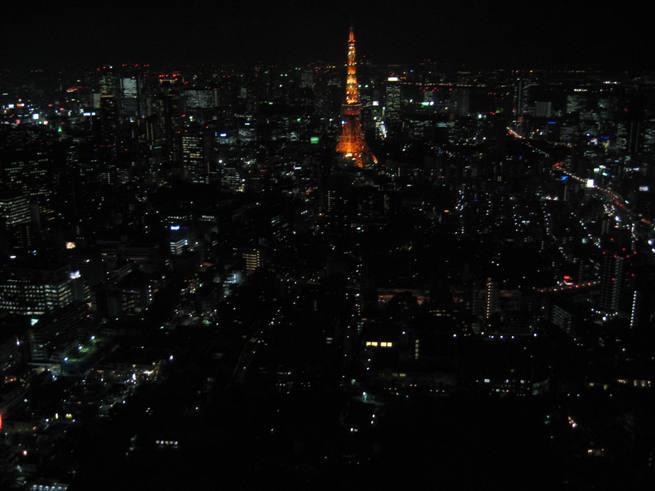 53) ④東京巡り記 「森美術館入り口と展望台」_f0126829_20151096.jpg