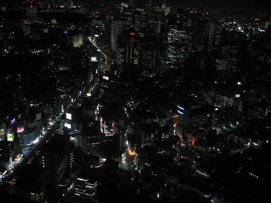 53) ④東京巡り記 「森美術館入り口と展望台」_f0126829_20291690.jpg