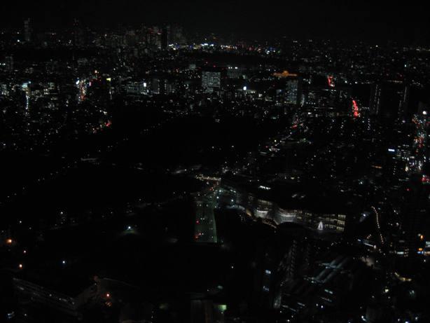 53) ④東京巡り記 「森美術館入り口と展望台」_f0126829_2050034.jpg