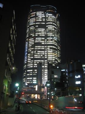 52) ③東京巡り記 「森美術館入り口と展望台」_f0126829_21125770.jpg