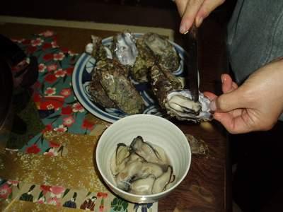 牡蠣鍋_a0077071_1124288.jpg