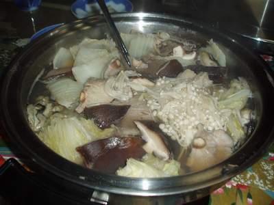 牡蠣鍋_a0077071_11272158.jpg