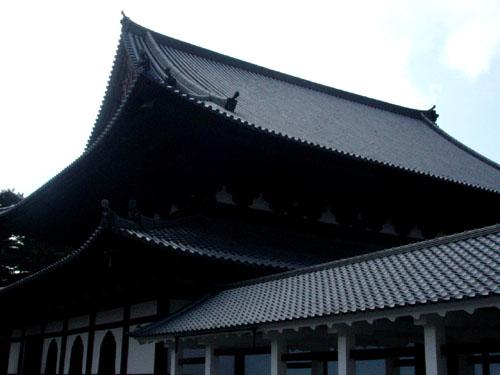 相国寺法堂と塔頭普廣院_e0048413_21544353.jpg
