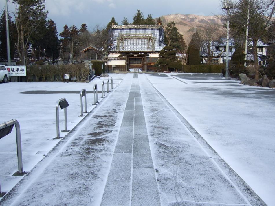 降りたての雪です_d0001843_20484891.jpg