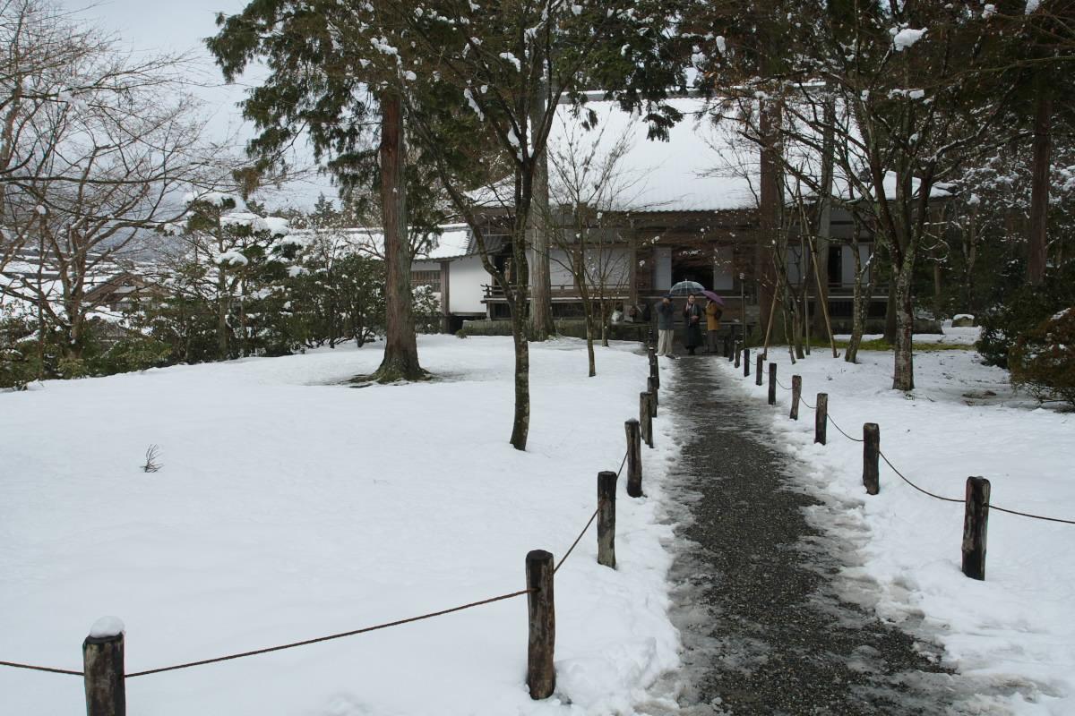 京都 大原 <三千院> 雪景色 16_f0021869_23161973.jpg