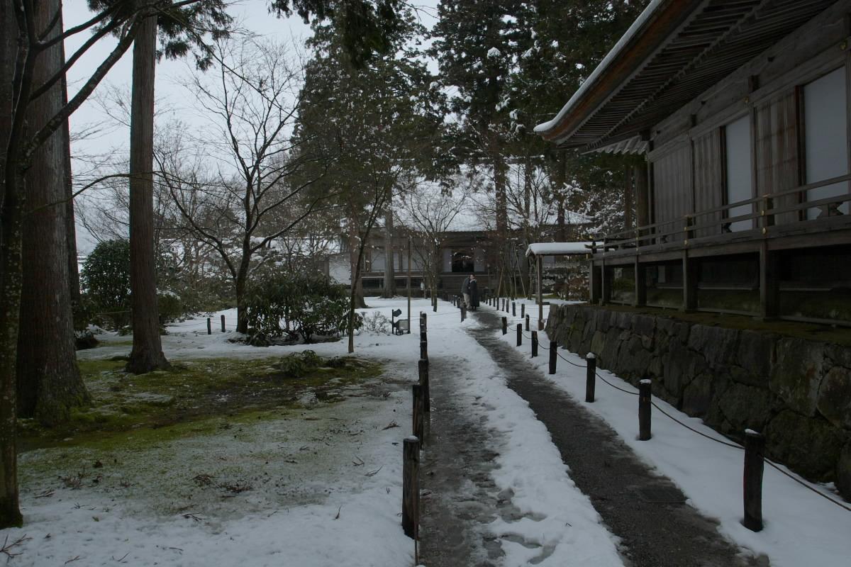 京都 大原 <三千院> 雪景色 16_f0021869_23164582.jpg