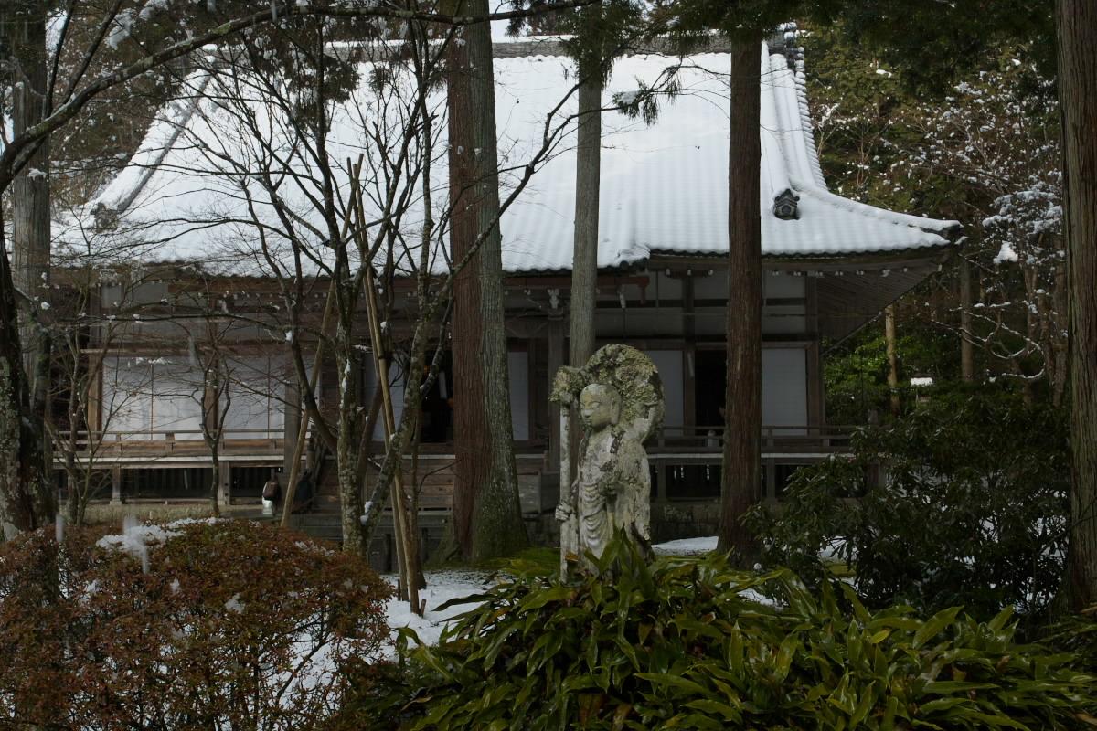 京都 大原 <三千院> 雪景色 16_f0021869_23171772.jpg