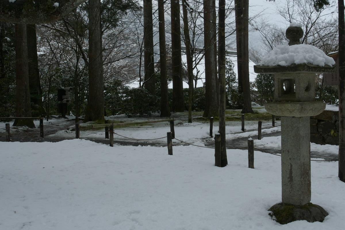 京都 大原 <三千院> 雪景色 16_f0021869_23175086.jpg
