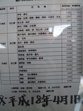 瀬戸内町及び宇検村周辺航路運賃表_e0028387_21264026.jpg