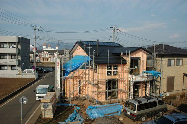 モデルハウス!!_a0059217_18271032.jpg