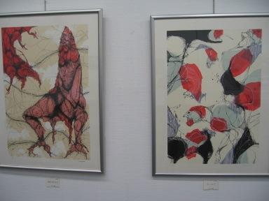 57) 市民ギャラリー 「道都大学デザイン学科卒業展」 (終了)_f0126829_10583126.jpg
