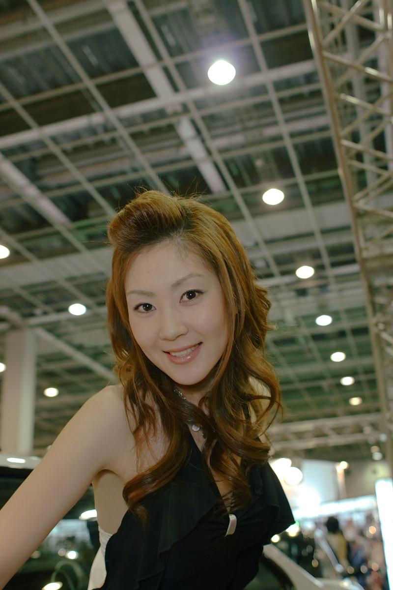 大阪 オートメッセ2007 4 なっちゃん_f0021869_12241947.jpg