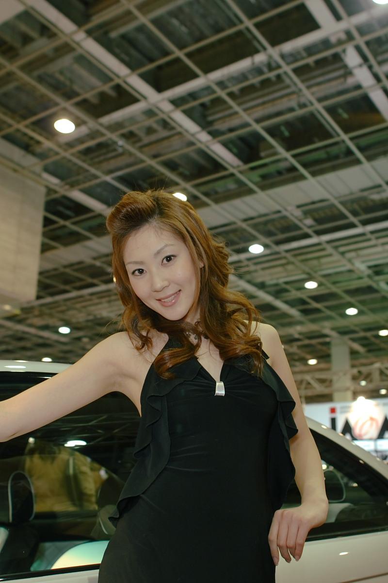 大阪 オートメッセ2007 4 なっちゃん_f0021869_1225242.jpg