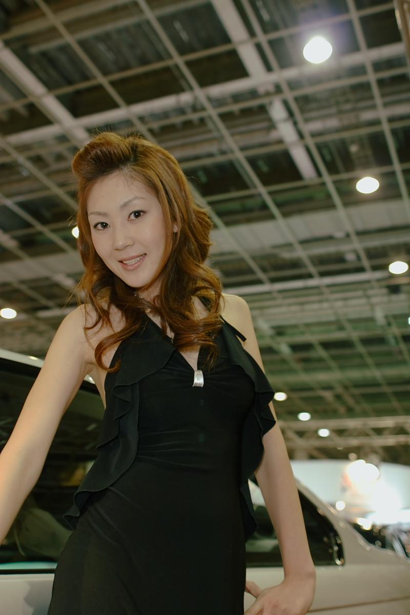 大阪 オートメッセ2007 4 なっちゃん_f0021869_1225637.jpg