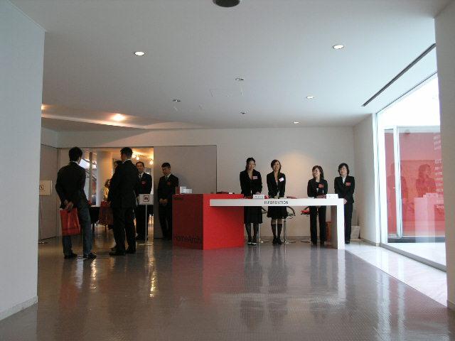 homearchiのプレゼンテーション in tokyo daikanyama_d0027290_454665.jpg