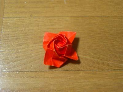 ハート 折り紙 折り紙 小さい サイズ : mrtn.exblog.jp