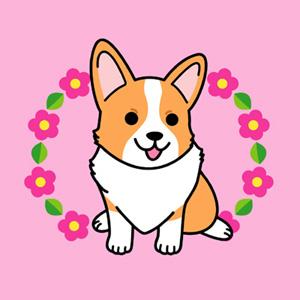 Hanaちゃんイラスト_d0102523_2322315.jpg