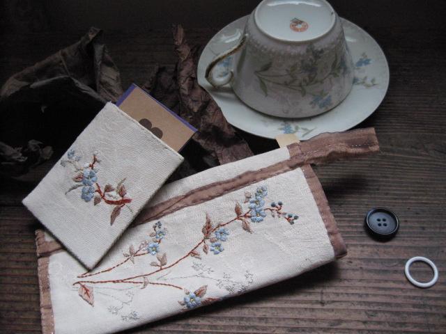 コーヒーカップの図柄を刺繍_d0101846_993693.jpg