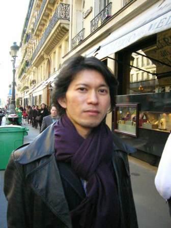 安心堂・大村氏によるパリ支店周辺の魅力_f0039351_19111845.jpg