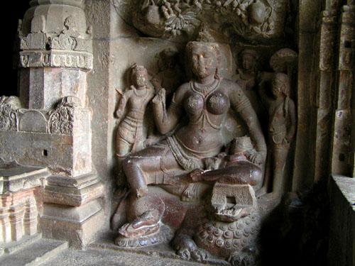 インド3 エローラ石窟群_e0048413_21103252.jpg